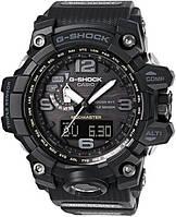 Мужские спортивные часы Casio G-Shock GWG-1000-1A1ER (+ Солнечная батарея)