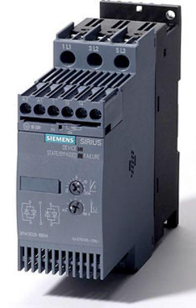 Устройство плавного пуска Siemens Sirius 3RW30, 3RW3017-1BB14
