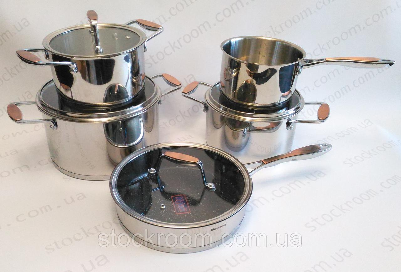 Набор посуды Klausberg KB-7229  9 предметов