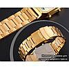 Чоловічі годинники Skmei Tango Золотистий, фото 4