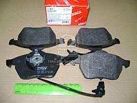 Колодка торм. AUDI A4, A6, SKODA SUPERB, VW PASSAT передн. (пр-во TRW) GDB1307