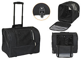 Croci сумка -переноска Trolley Jolly 44*28*33см до 10кг
