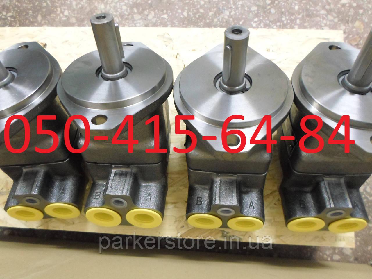 Гидромотор турбины HORSCH 00380127 Parker 3707310 Great Plains 810-556C F11-010-HU-CV-K-000