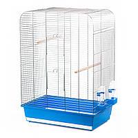 Nina Интер-Зоо Клетка для мелких и средних птиц (54x34x75см)