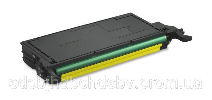 Картридж Samsung CLT-Y508Sдля принтера Samsung CLP 670, CLX 6250FX, CLP 670ND, CLP 620ND, CLP 615, CLP 615ND