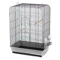 Клетка Nina Color Интер-Зоо для мелких и средних птиц (54x34x75см)