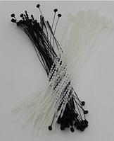 СОЕДИНИТЕЛИ С ФИКСАЦИЕЙ ДЛИНЫ белый 125 мм, регулируемая длина.