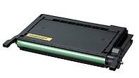 Картридж Samsung CLT-Y600A для принтера Samsung CLP 600N, CLP 600, CLP 650N, CLP 650