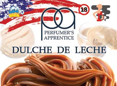 Dulce de Leche ароматизатор TPA (Молочные конфеты, ириски)
