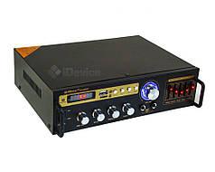 Усилитель звука Max SN-888BT с эквалайзером