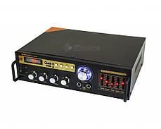 Усилитель звука Max SN-888BT с эквалайзером, фото 2