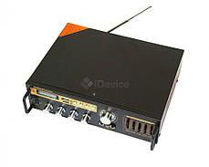 Усилитель звука Max SN-888BT с эквалайзером, фото 3