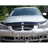 Дефлектор капота BMW 5 серии (60 кузов) с 2003 г.в.