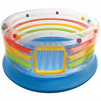 Надувной игровой бассейн Intex 182х182х86 см
