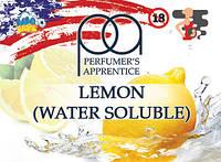 Lemon (Water Soluble) ароматизатор TPA (Лимон)
