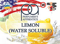 Lemon (Water Soluble) ароматизатор TPA (Лимон)