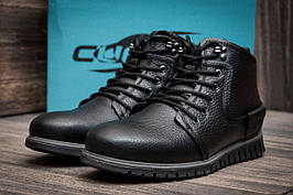 Зимние кроссовки Cuddos, черные (3829),  [  45 (последняя пара)  ]