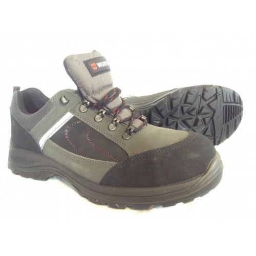 Ботинки Wurth серые
