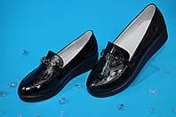 Подростковые туфли для девочек (размер 30-37) 34