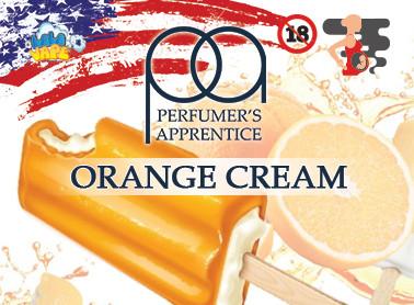 Orange Cream ароматизатор TPA (Апельсиновое эскимо)
