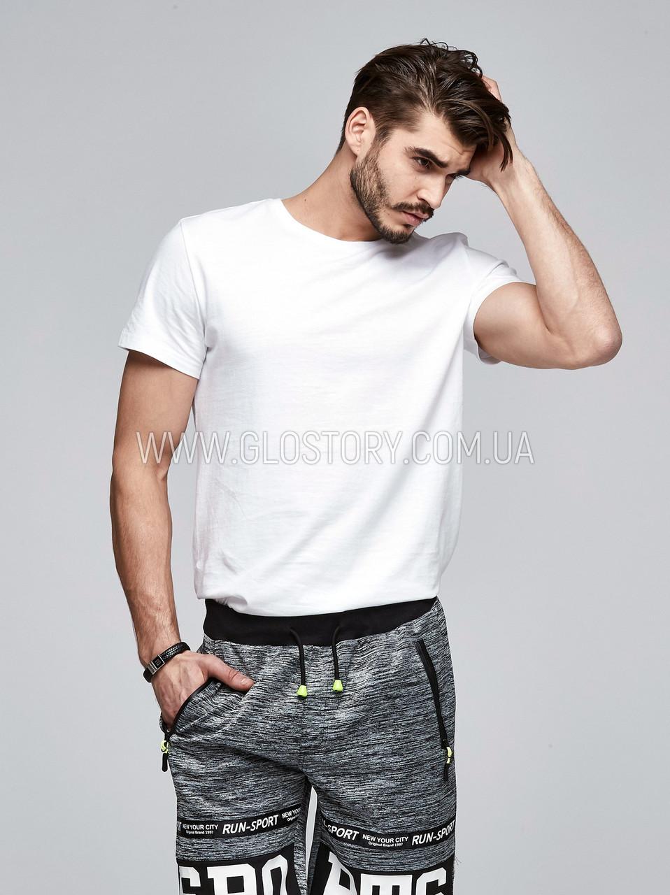 Мужская футболка Glo-Story