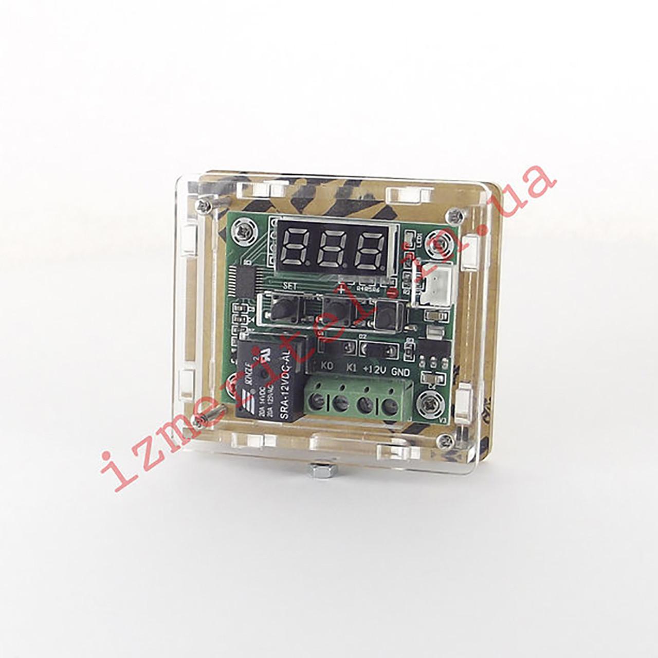 Корпус для терморегулятора и циклического реле времени W1209