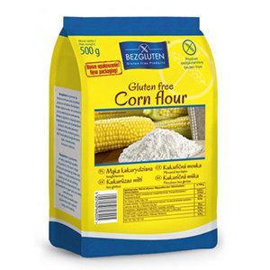 """Кукурузная мука """"Corn flour"""" 500 г"""