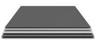 Гладкий лист полиэстер матовый 0,45