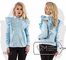 Женская котоновая блузка