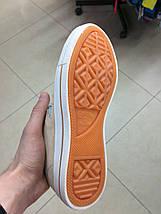 Кроссовки женские Converse бежевые, фото 3