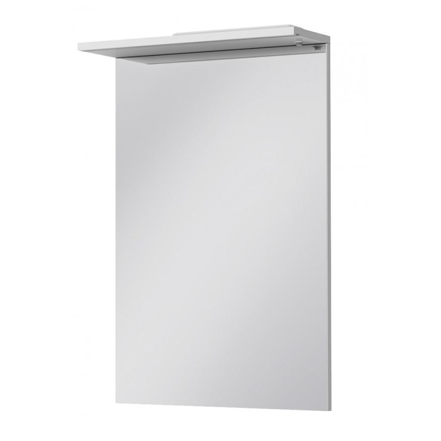 Зеркало Ювента Trento TrnM-50 белый, 500х166х816 мм