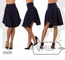 Женская юбка по колено
