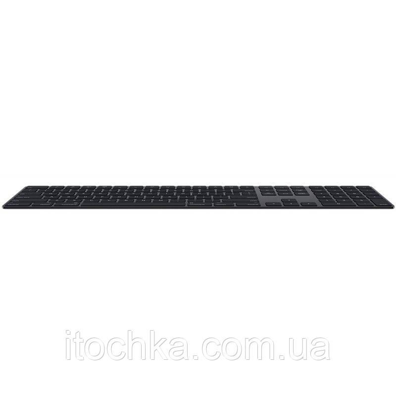 Аксессуар для Mac Apple Magic Keyboard with Numeric Keypad Space Gray (MRMH2)