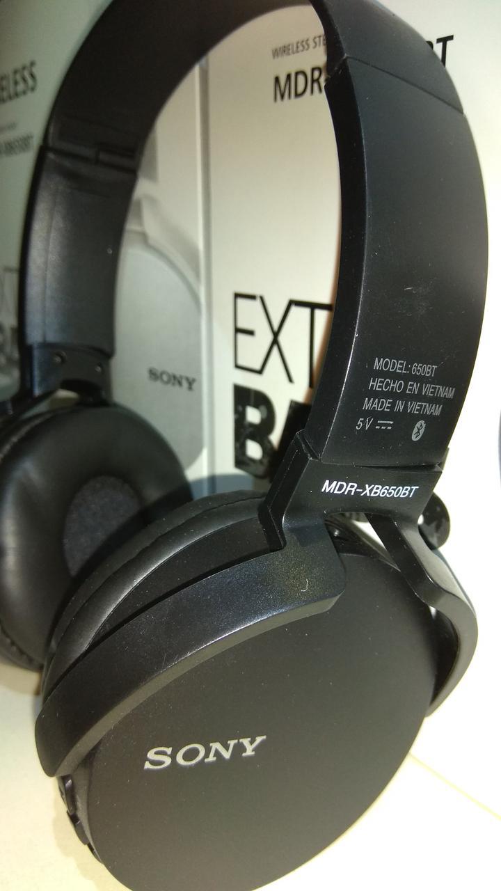 Наушники беспроводные SONY MDR-XB650BT Bluetooth реплика