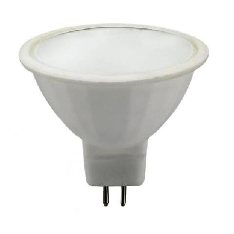 Модуль-лампа светодиодная MR16 6W 12V 3000K