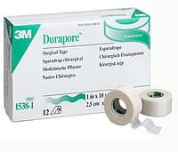 Пластырь на шелковой основе 3M™ Durapore™, (2,5 см. х 9,1 м.)
