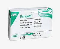 Пластырь на шелковой основе 3M™ Durapore™, (5,0 см. х 9,1 м.)
