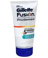 FUSION® PROSERIESTM IRRITATION DEFENSE SOOTHING FACE WASH 150 ml мужской гель для умывания