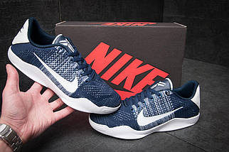 Кроссовки мужские Nike Kobe 11, синий (1003-4),  [  42 (последняя пара)  ], фото 3