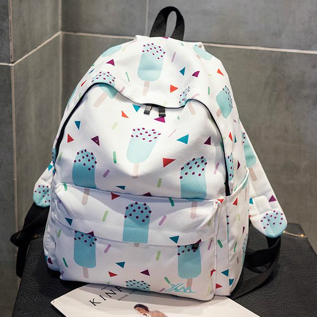 Городской рюкзак мороженное