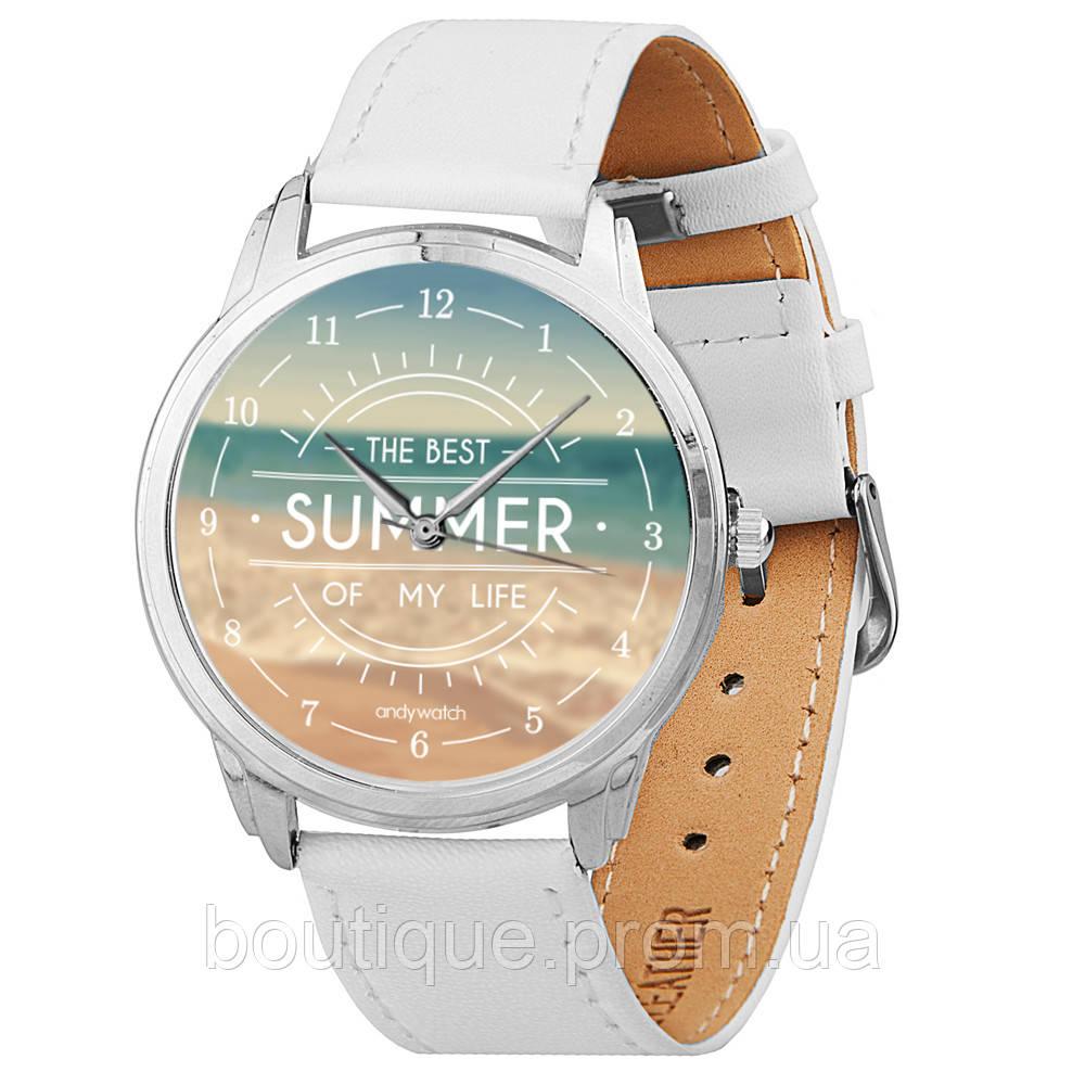 518b4f51 Женские часы Andywatch Лучшее лето AW 184 белые, цена 800 грн., купить в  Киеве — Prom.ua (ID#423272995)