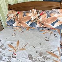 Двуспальный комплект постельного белья 180*220   из ранфорса 4