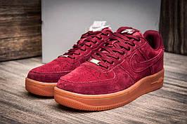 Кроссовки мужские Nike Adults, бордовые (2491-4),  [  44 45  ]
