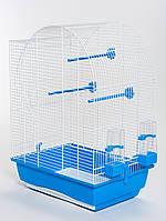 Клетка для попугаев и птиц Inter-Zoo Elizabeth 2 White (450*320*640)
