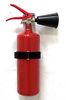 Фиксатор для углекислотных огнетушителей