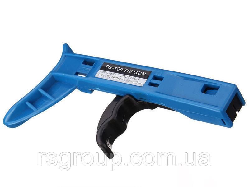 Инструмент для затяжки кабельных хомутов TG - 100