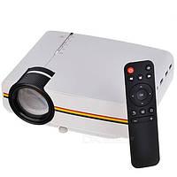 Портативный мини проектор LCD YG400 (Оригинал)
