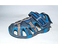 Босоножки, сандалии для мальчика синие том.м р. 29