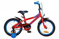 """Велосипед детский Formula Fury 16"""" красно-синий"""
