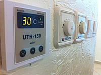 Терморегулятор UTH-150 (для инфракрасных полов) Корея, фото 1